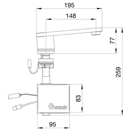 Plano 0363C-T-FV-TRONIC